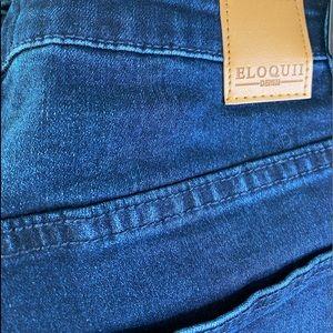 Eloquii Jeans - Eloquii dark wash skinny jeans 18 NWT 5458
